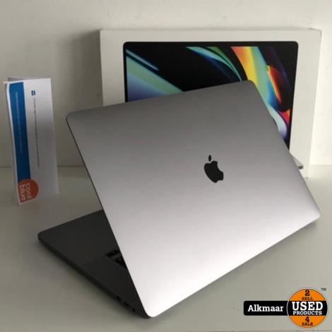 Apple Macbook Pro 16 2019   i9   16GB   1TB SSD   Nieuwstaat