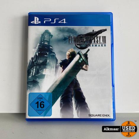 Finaly Fantasy 7 Remake | PS4