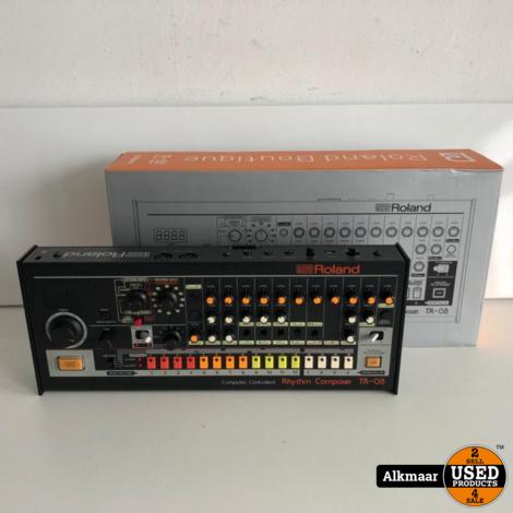 Roland Rhythm Composer TR-08 | NIEUWSTAAT!