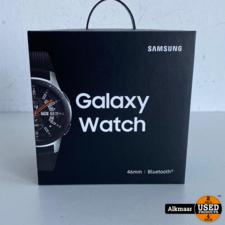 Samsung Samsung Galaxy Watch 46mm zwart   nieuwstaat