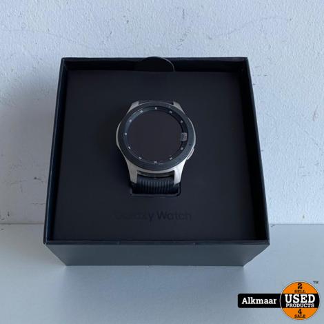 Samsung Galaxy Watch 46mm zwart   nieuwstaat