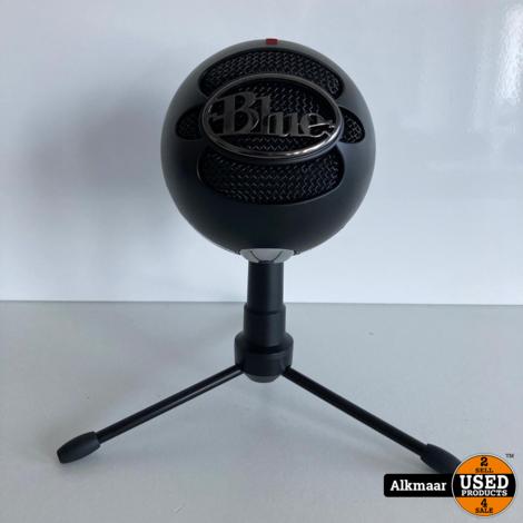 Blue Snowball Ice Microfoon | Zeer nette staat