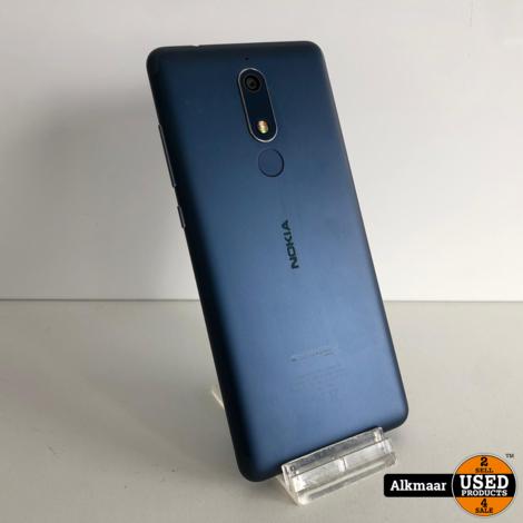 Nokia 5.1 16GB Zwart | Nette staat!
