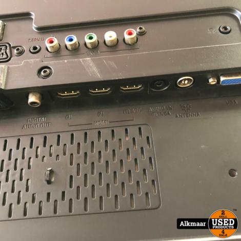 Philips 37PFL7605H/12 37 inch tv + afstandsbediening