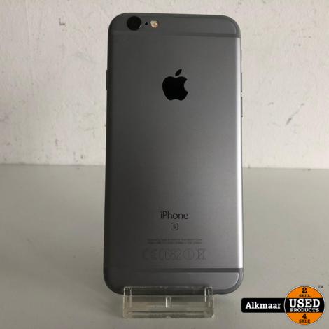 Apple iPhone 6S 32GB Space Grey   nette staat