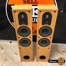 Raveland X 2508 speaker zuilen   Gebruikt