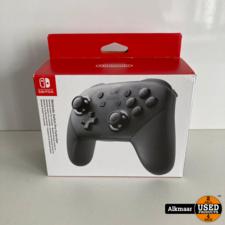 Nintendo Nintendo Switch Pro controller   Nieuwstaat