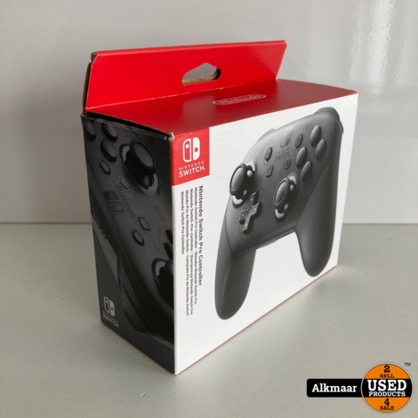 Nintendo Switch Pro controller   Nieuwstaat