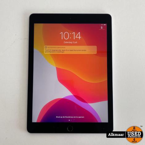 Apple iPad Air 2 16GB Space Grey | Nette staat!