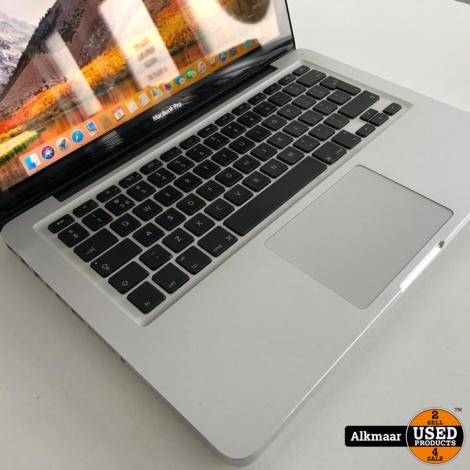 Macbook Pro 13 Inch 2011 | Gebruikt