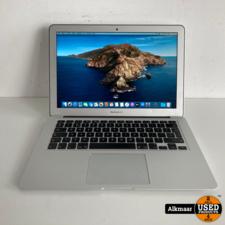Apple Apple Macbook Air 13 2015   i5   128GB   gebruikte staat