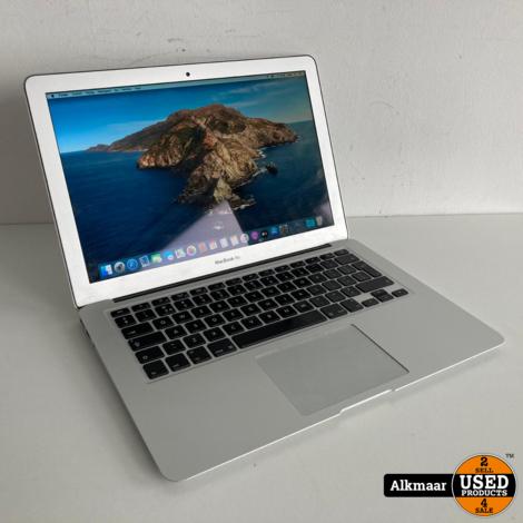 Apple Macbook Air 13 2015   i5   128GB   gebruikte staat