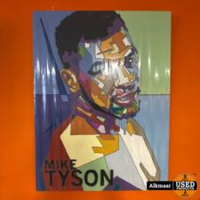 Frans Rosier   Mike Tyson   Wooden-Art