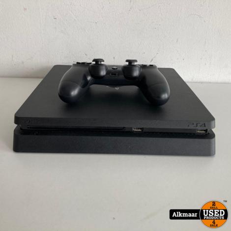 Sony Playstation 4 500GB slim | Compleet in doos + Bon