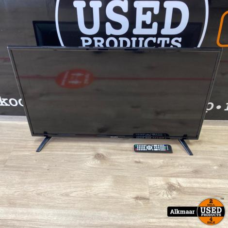 Salora 40led1600 40 inch Full HD led tv   nette staat