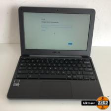 Asus Asus Chromebook c202x   4GB   32GB SSD   Gebruikt