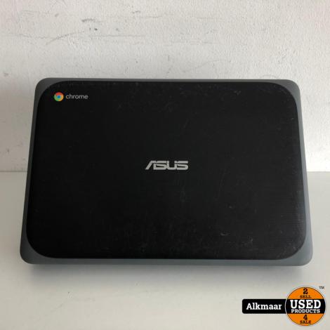 Asus Chromebook c202x   4GB   32GB SSD   Gebruikt