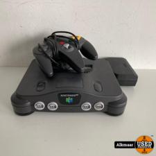 Nintendo Nintendo 64 Console | In prima staat | Met controller