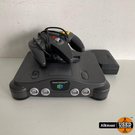 Nintendo 64 Console | In prima staat | Met controller