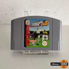 Nintendo Superstar soccer Nintendo 64