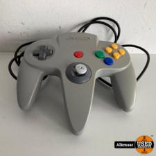 Nintendo Nintendo 64 controller grijs | In nette staat!