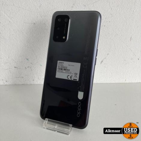 Oppo A74 5g 128GB Fluid Black | Nette staat!