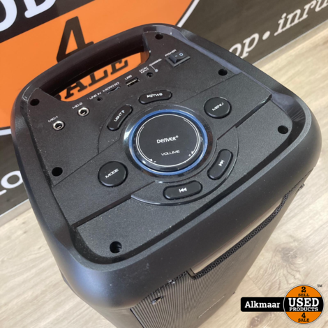 Denver BPS-350NR Bluetooth speaker + afstandsbediening