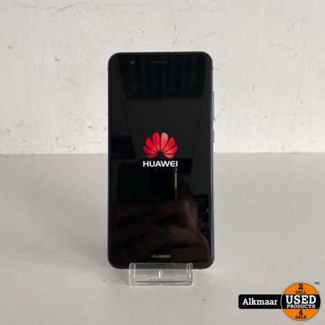 Huawei P10 Lie 32GB Zwart   Zeer nette staat