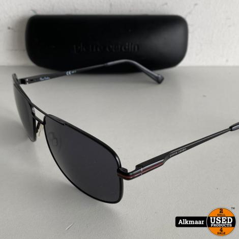 Pierre Cardin p.c.6839/s zonnebril + koker