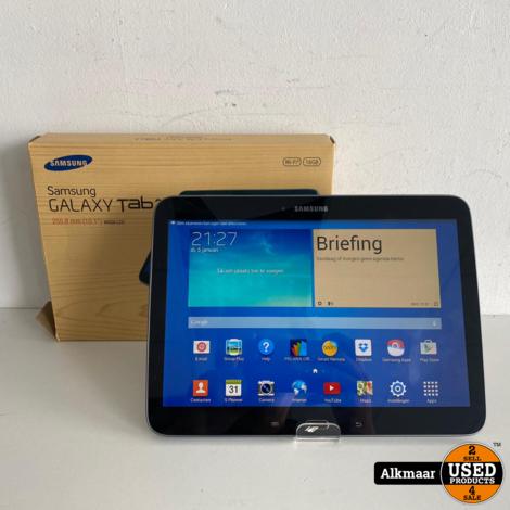 Samsung Galaxy Tab 3 10.1 16Gb wifi   nette staat