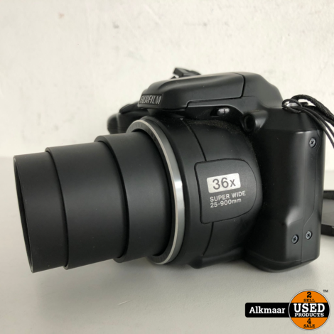 Fujifilm FinePix S8600 fotocamera   Nette staat