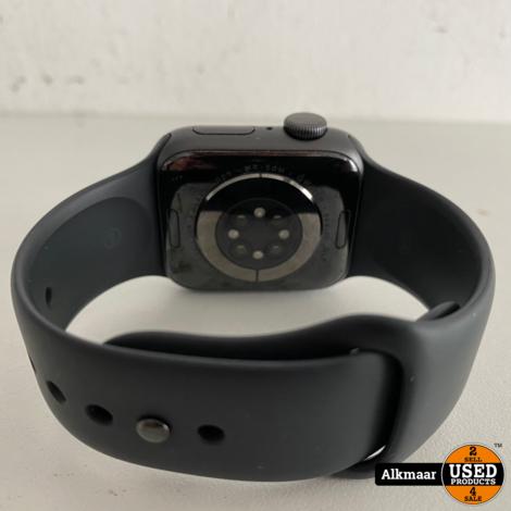 Apple watch series 6 40mm zwart   In Nette Staat!