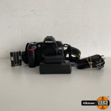 Nikon D70 Spiegelreflexcamera   Gebruikt