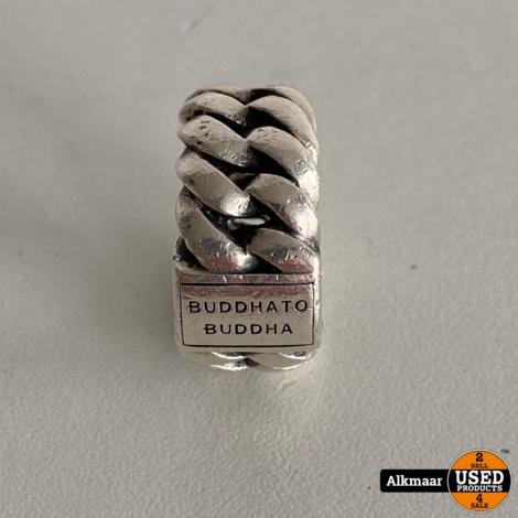 Buddha To Buddha Chain ring   Maat 18   Gebruikt