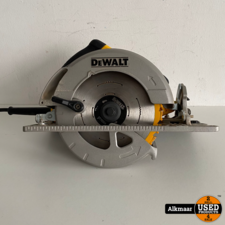 Dewalt DeWalt DWE576-QS 1600W Handcirkelzaag   Nette staat!