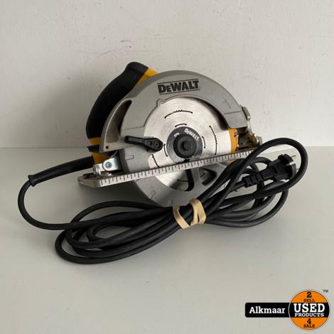 DeWalt DWE576-QS 1600W Handcirkelzaag   Nette staat!