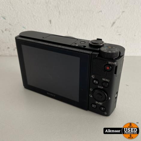 Sony DSC-WX500 Digitale camera | Gebruikt
