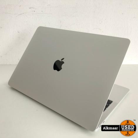 Apple Macbook Air 13 2018 Zilver | i5 | 8GB | 128GB | 370Cycli