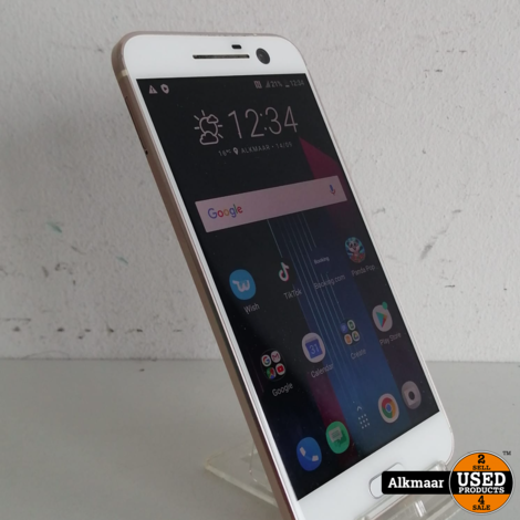 HTC 10 gold 32GB   Nette staat!