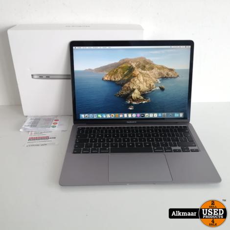 Apple Macbook Air 13 2020 Zilver | i3 | 256GB | 29 Cycli!!