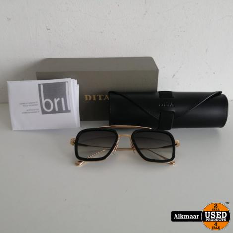 Dita Flight 006 7606 zonnebril   Compleet in doos + bon
