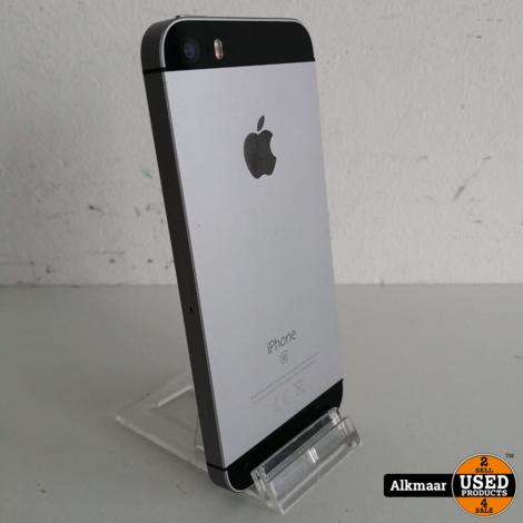 Apple iPhone SE 32GB Space Grey | Nette staat