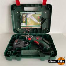 Bosch EasyCut 12 + lader en accu   Compleet in koffer