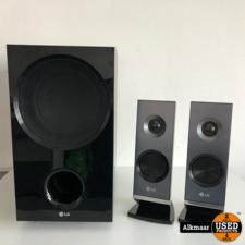LG LG speaker set | 2x speaker 1x sub