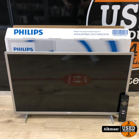 Philips 32PFS6855 32 Inch Full-Hd Smart TV + Remote