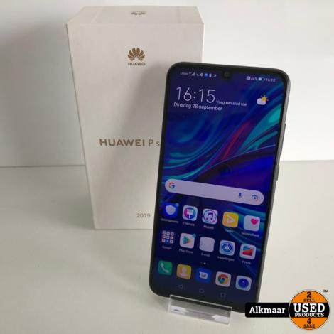 Huawei P Smart 2019 64Gb Zwart | Compleet in doos