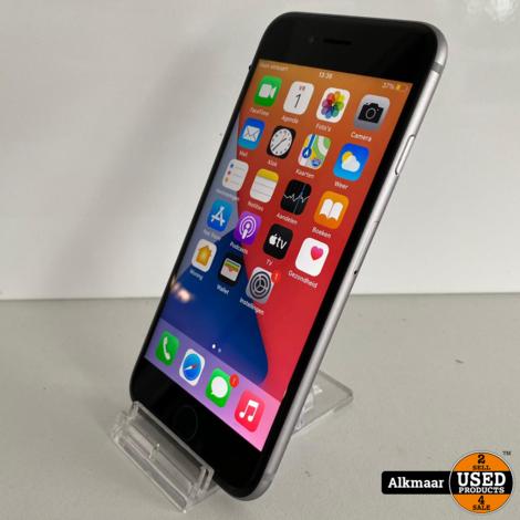 Apple iPhone 6S 32GB Space Grey | Nieuwe accu