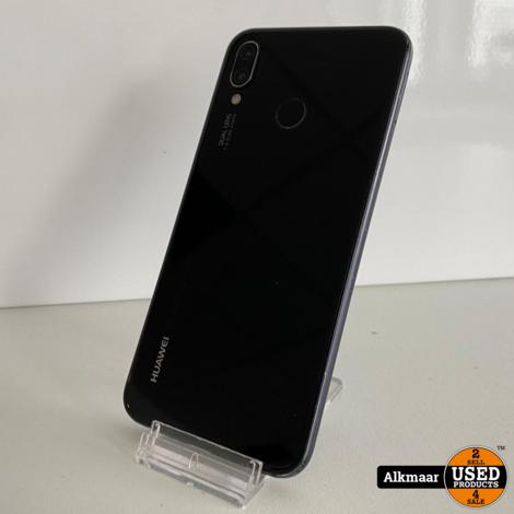 Huawei P20 Lite 64GB Zwart   Nette staat