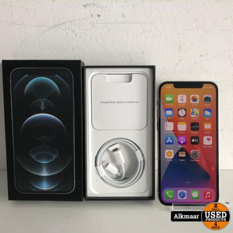 Apple iPhone 12 Pro 128GB zilver | Compleet in doos
