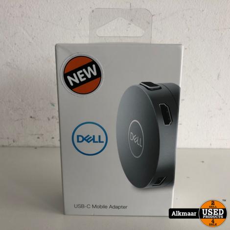 Dell USB-C Mobile Adapter | NIEUW in DOOS!